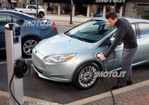 Ford Focus BEV: la prima elettrica dell'Ovale Blu