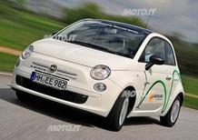 Fiat 500: una versione elettrica realizzata da Karabag