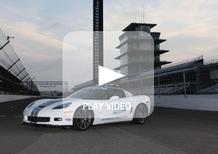 Corvette ZR1: pace car della 500 Miglia di Indianapolis 2012