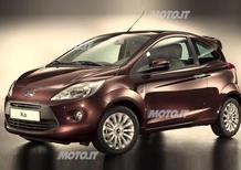 Ford Ka Titanium+: piccoli aggiornamenti per il top di gamma