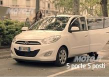 Hyundai i10 Sound Edition: porte aperte sabato 19 e domenica 20 maggio