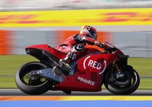 MotoGP. Livrea rosso (RED) per le Aprilia a Valencia