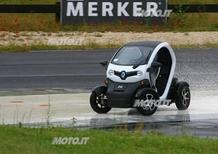 Renault: corso di guida sicura per neopatentati minorenni a Vallelunga