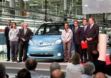Nissan e-NV200: sarà prodotto a Barcellona il multispazio elettrico