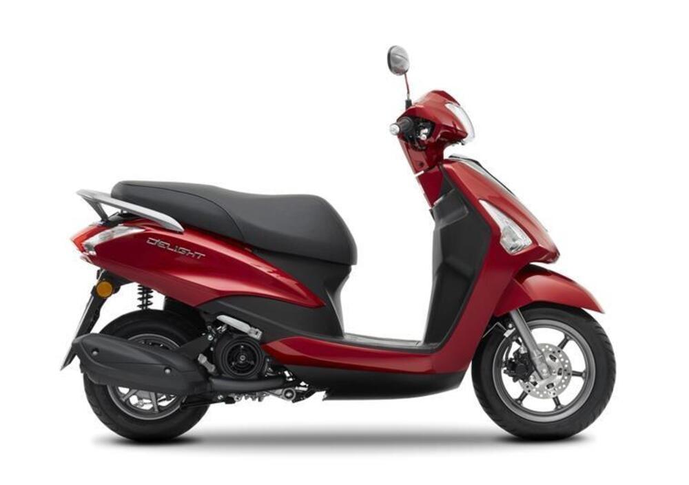 Yamaha D'Elight 125 (2017 - 20)
