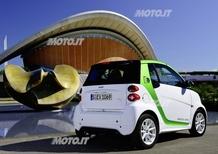 smart fortwo electric drive: nuove foto e informazioni ufficiali