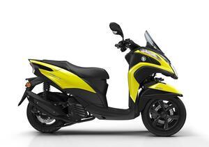Yamaha Tricity 125 (2017 - 19)
