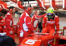 Montezemolo/2: «Tocca a noi dare a Massa la macchina migliore»