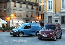 Volkswagen Caddy: ora anche con Park Assist