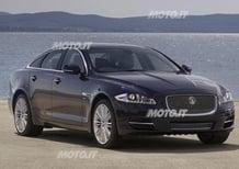 Jaguar XJ M.Y. 2013