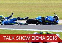 Talk show Eicma 2016: la rivoluzione Airbag