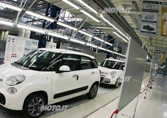Fiat 500L: lo stabilimento di Kragujevac