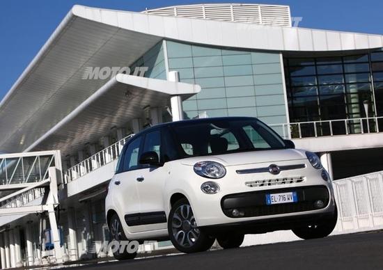 Fiat 500L: quanto costa