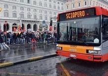 Gennaio: raffica di scioperi, a rischio aerei e mezzi pubblici. Ecco quando