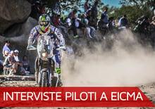 Jacopo Cerutti, Husqvarna: Una Dakar più navigata? Lo spero!