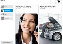 """""""Io e BMW"""": un'app dedicata al contatto coi concessionari"""