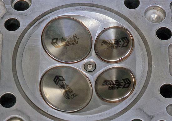 Tecnica: camera di combustione, ecco come la geometria influenza prestazioni e costi