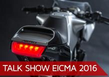 Talk show Eicma 2016: moto e Design