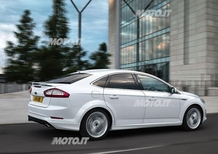 Ford Mondeo ed S-Max in allestimento Business