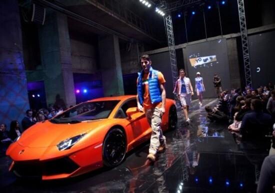 Collezione Automobili Lamborghini Autunno Inverno 2012/13