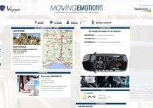 Lancia Moving Emotions: il configuratore di viaggio firmato ViaMichelin