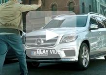 Mercedes-Benz GL: in inseguimento sulle strade di Los Angeles