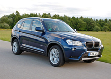 BMW X3 sDrive18d: nuova motorizzazione entry-level