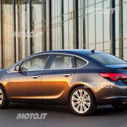 Opel: 50 Anni Di Berline A Tre Volumi