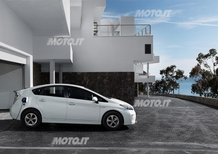 Toyota Prius Plug-in Hybrid: listino prezzi