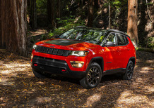 Nuova Jeep Compass svelata a Los Angeles [Video]