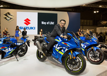 "Toshihiro Suzuki: ""Vedrete modelli Suzuki molto innovativi"""