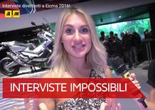 Le interviste divertenti a EICMA 2016