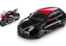 Alfa Romeo MiTo SBK Limited Edition e MiTo Serie Speciale SBK