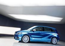Mercedes-Benz Classe B Electric Drive concept: prime informazioni ufficiali