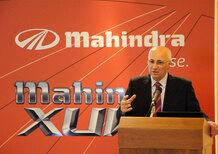 Molfetta: «Il lancio di Mahindra XUV 500 è per noi come il primo giorno di scuola»