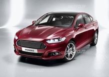 Ford Mondeo: nuovi dettagli in vista di Parigi