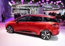 Nuova Renault Clio: a Parigi anche la station wagon