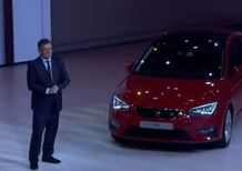 Salone di Parigi 2012: la nuova Seat Leon dal vivo - Video