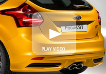 Ford Focus ST: che cos'è e come funziona il Sound Symposer