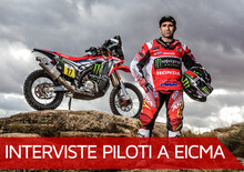 Monster Team Honda HRC Rally Parte 2: Michael Metge e Paulo Gonçalves