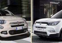 Quale comprare, Confronto: Fiat 500X 1.6 Mjet Popstar Vs SsangYong Tivoli 1.6 D Be