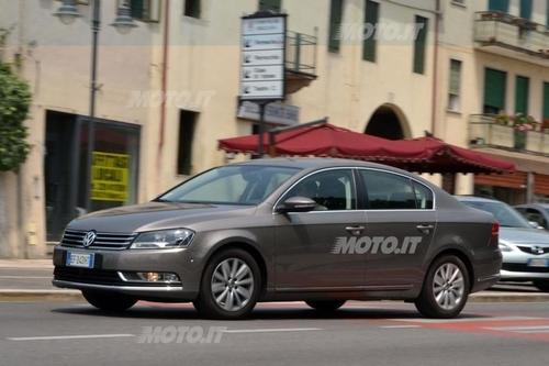 Toyota Supra 2018 Prezzo >> Volkswagen Passat - Prove - Automoto.it
