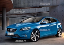 Volvo V40 Cross Country e R-Design: i listini prezzi