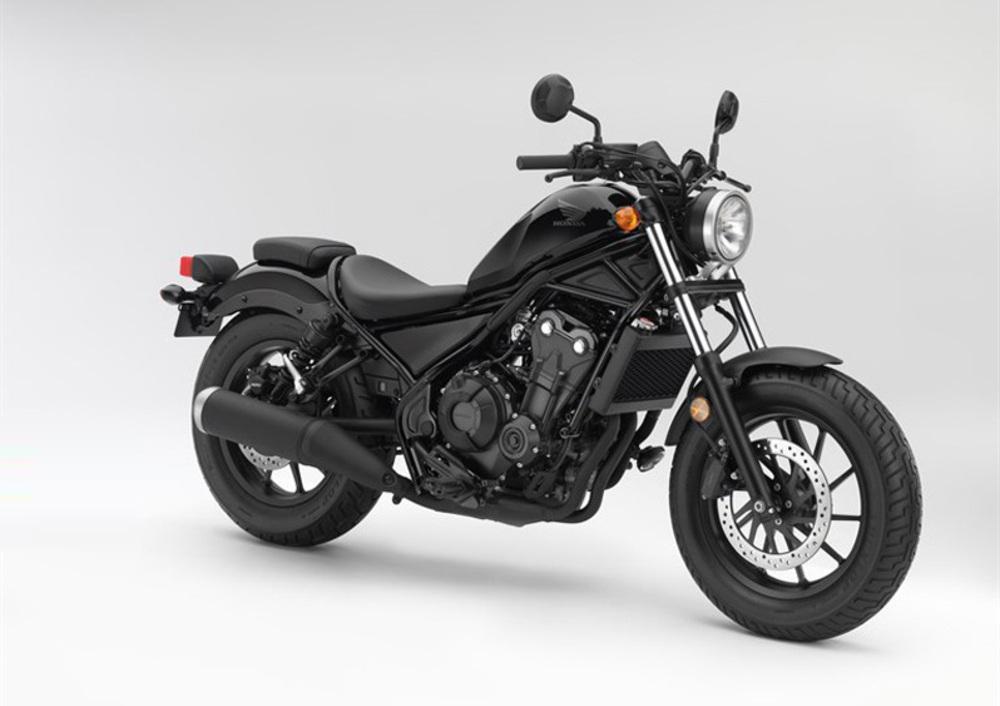 Honda CMX 500 Rebel (2017 - 19) (5)
