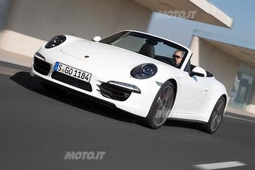 Porsche 911 Carrera 4 - Prove - Automoto.it