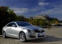 Cadillac ATS: i prezzi italiani