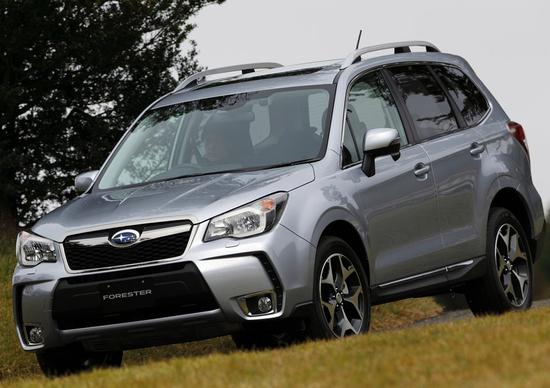 Nuova Subaru Forester: in vendita sul mercato giapponese