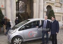 Una Peugeot iOn per il Comune di Genova