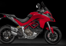 Ducati Multistrada 1200 S Touring D-air (2017 - 18)