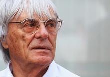 Ecclestone: «Cambiare i motori l'anno prossimo è stata un'idea stupida»